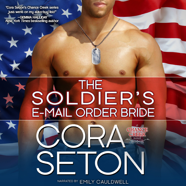 The Soldier's E-Mail Order Bride Audiobook