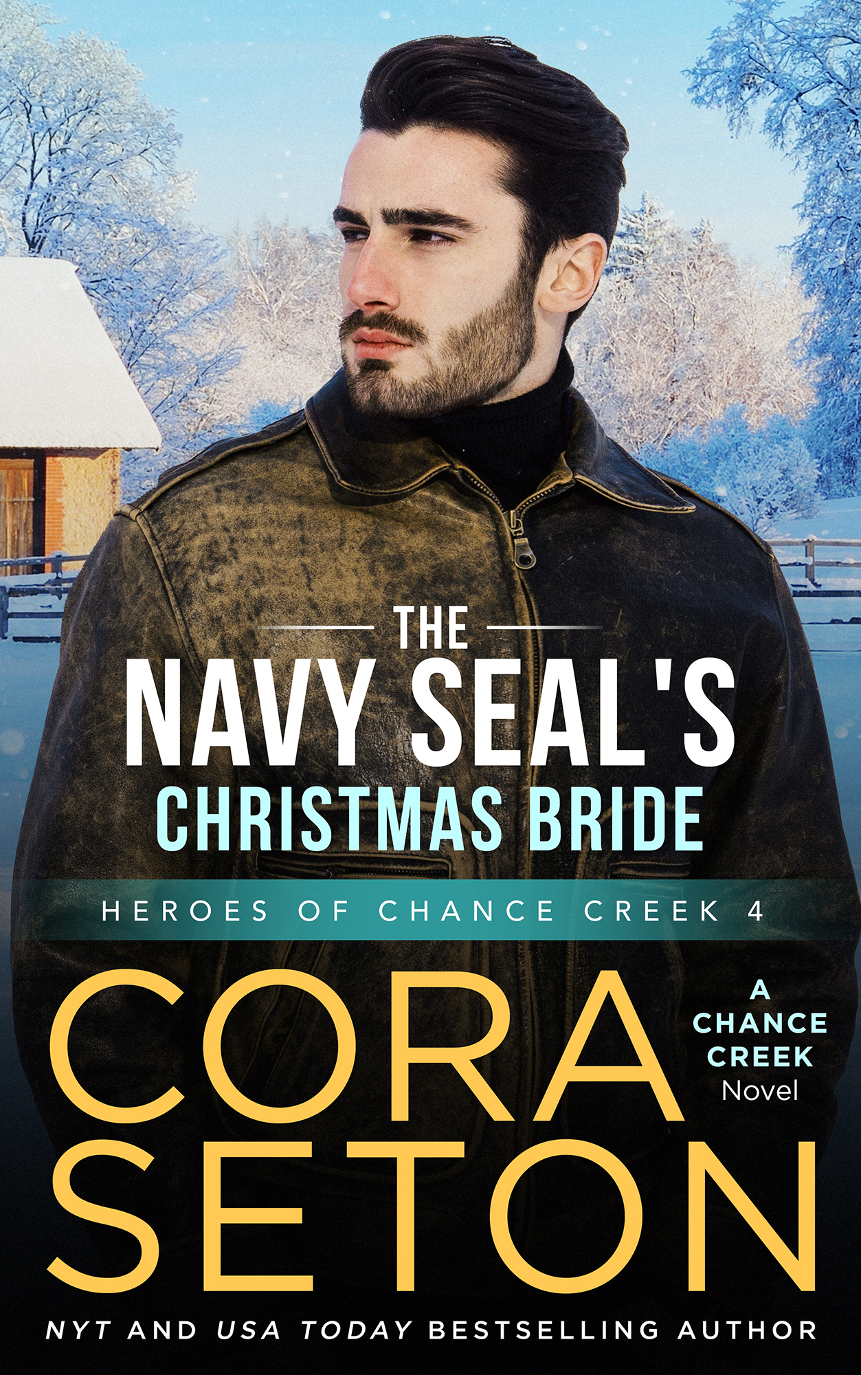 The Navy SEAL's Christmas Bride (Book 4)