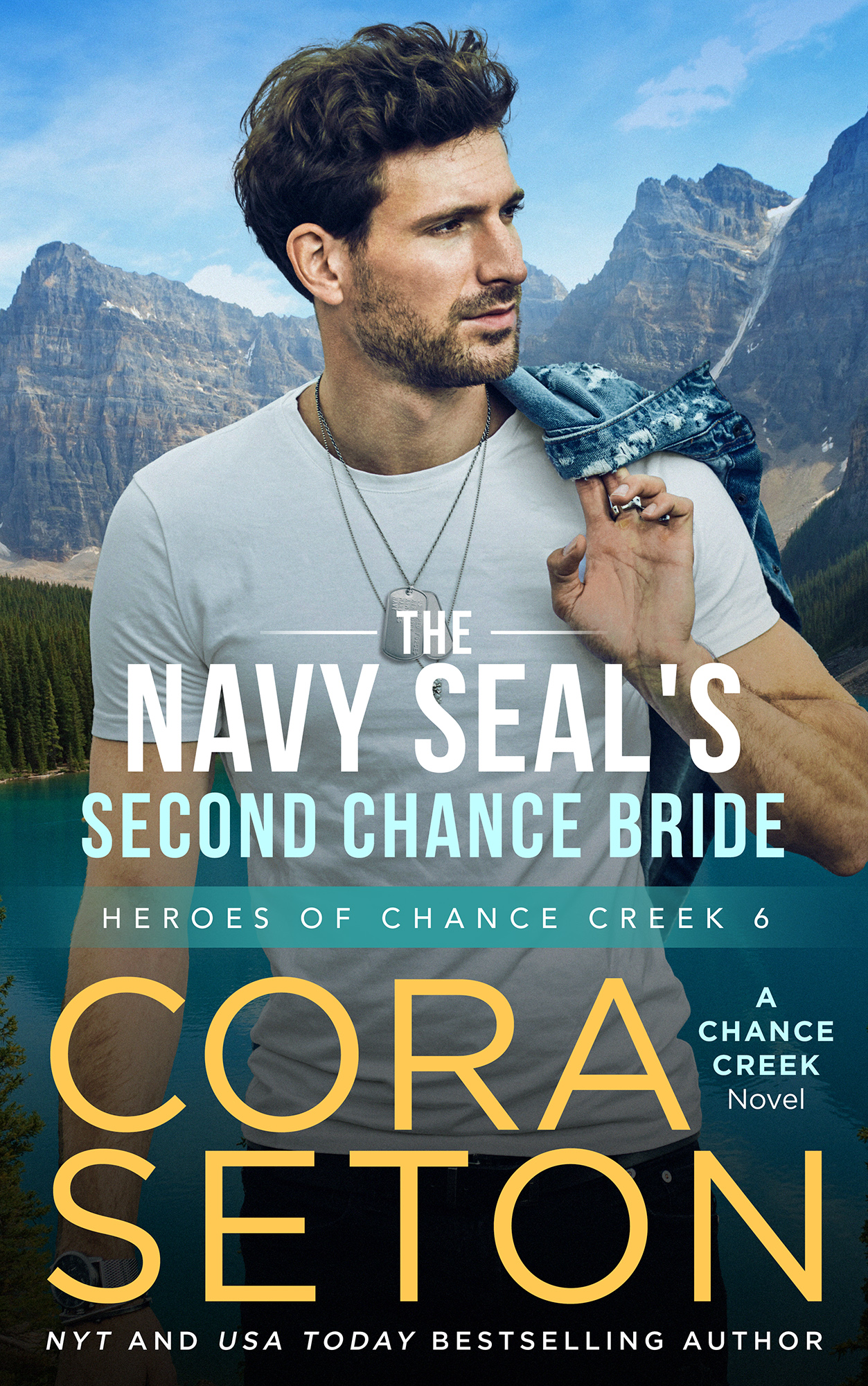 The Navy SEAL's Second Chance Bride (Book 6)