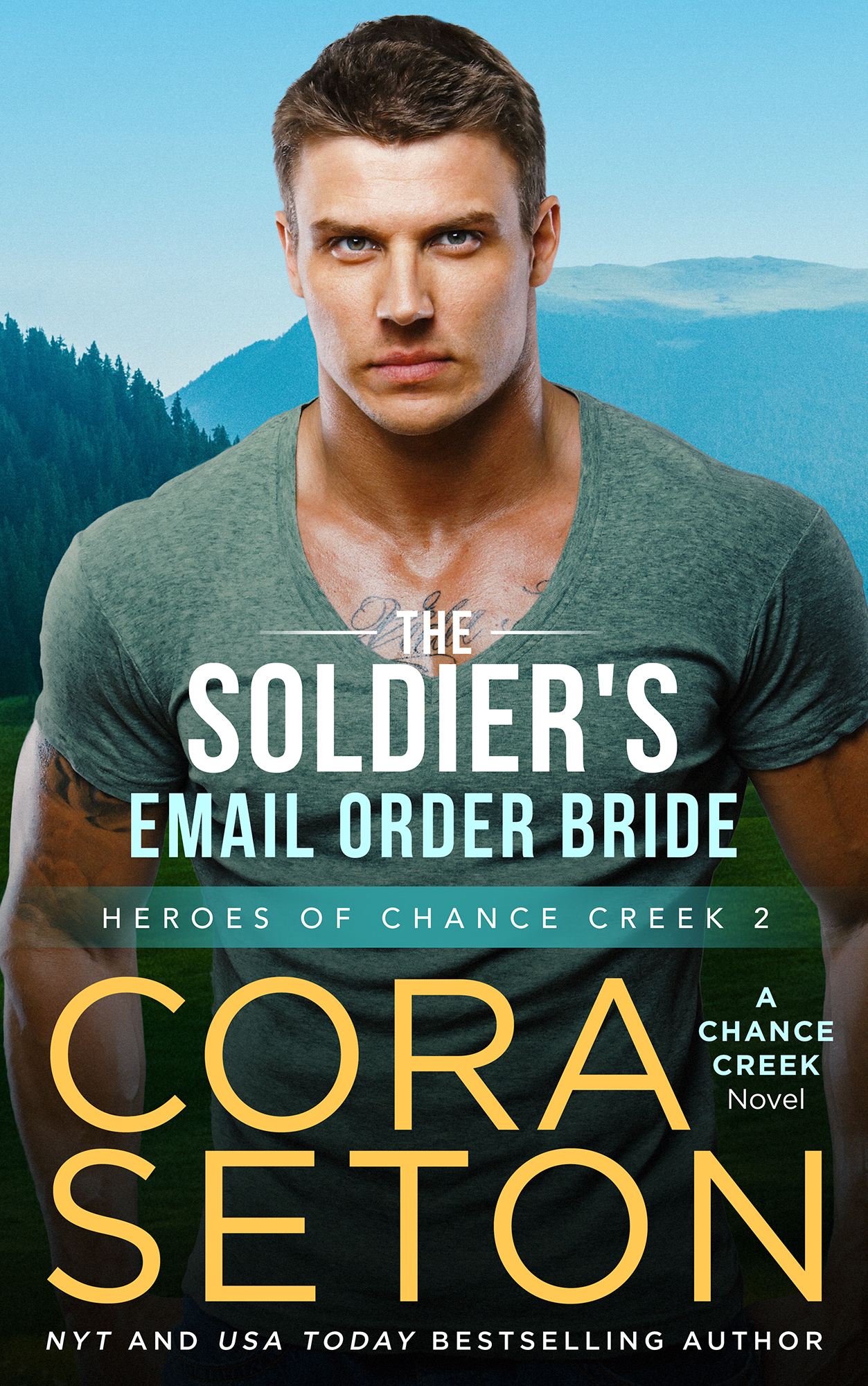 The Soldier's E-Mail Order Bride (Book 2)
