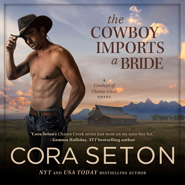 The Cowboy Imports a Bride Audiobook