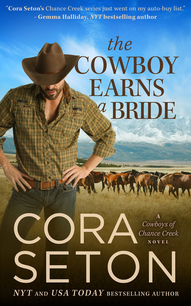 The Cowboy Earns a Bride (Book 8)
