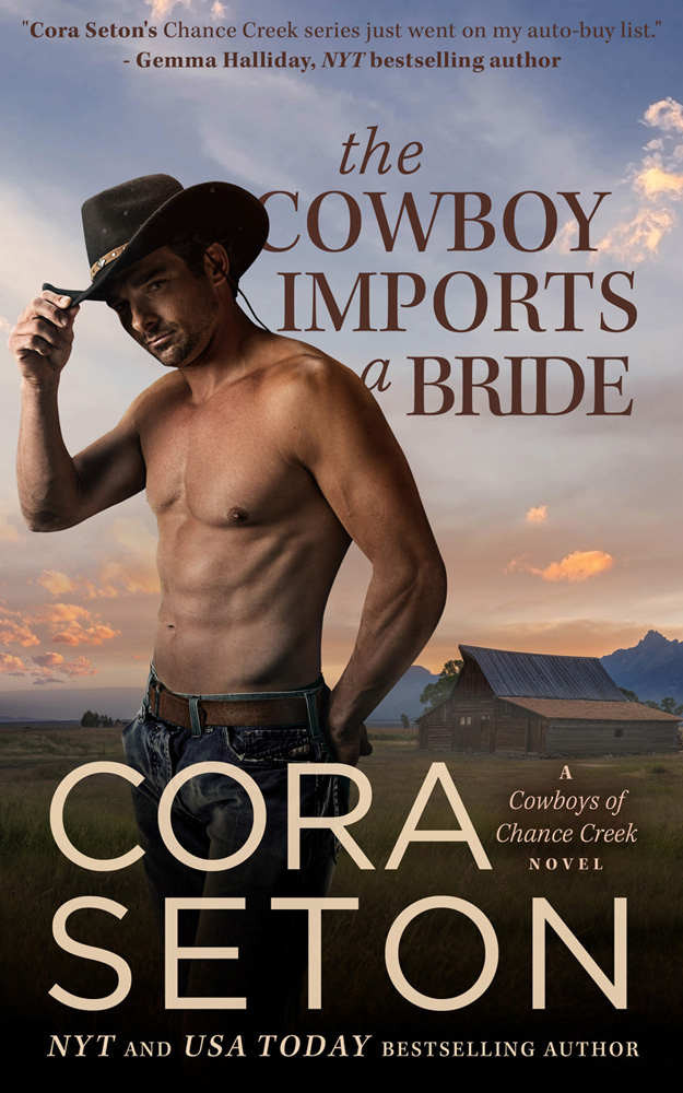 The Cowboy Imports a Bride (Book 3)