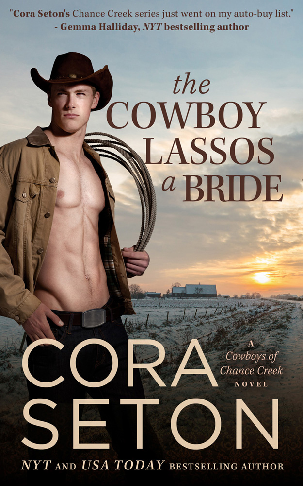 The Cowboy Lassos a Bride (Book 6)