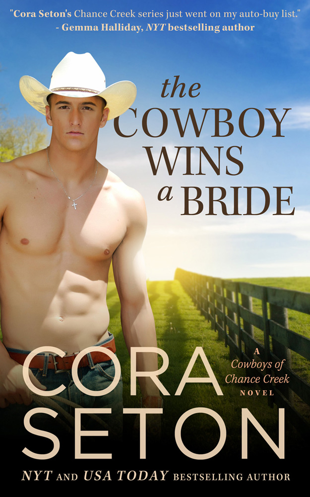 The Cowboy Wins a Bride (Book 2)