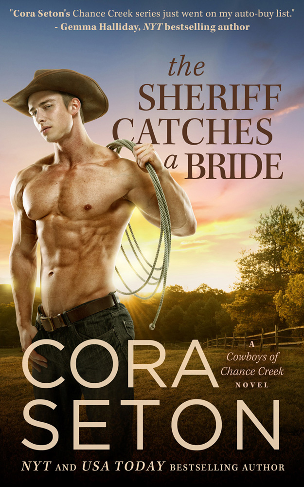 The Sheriff Catches a Bride (Book 5)
