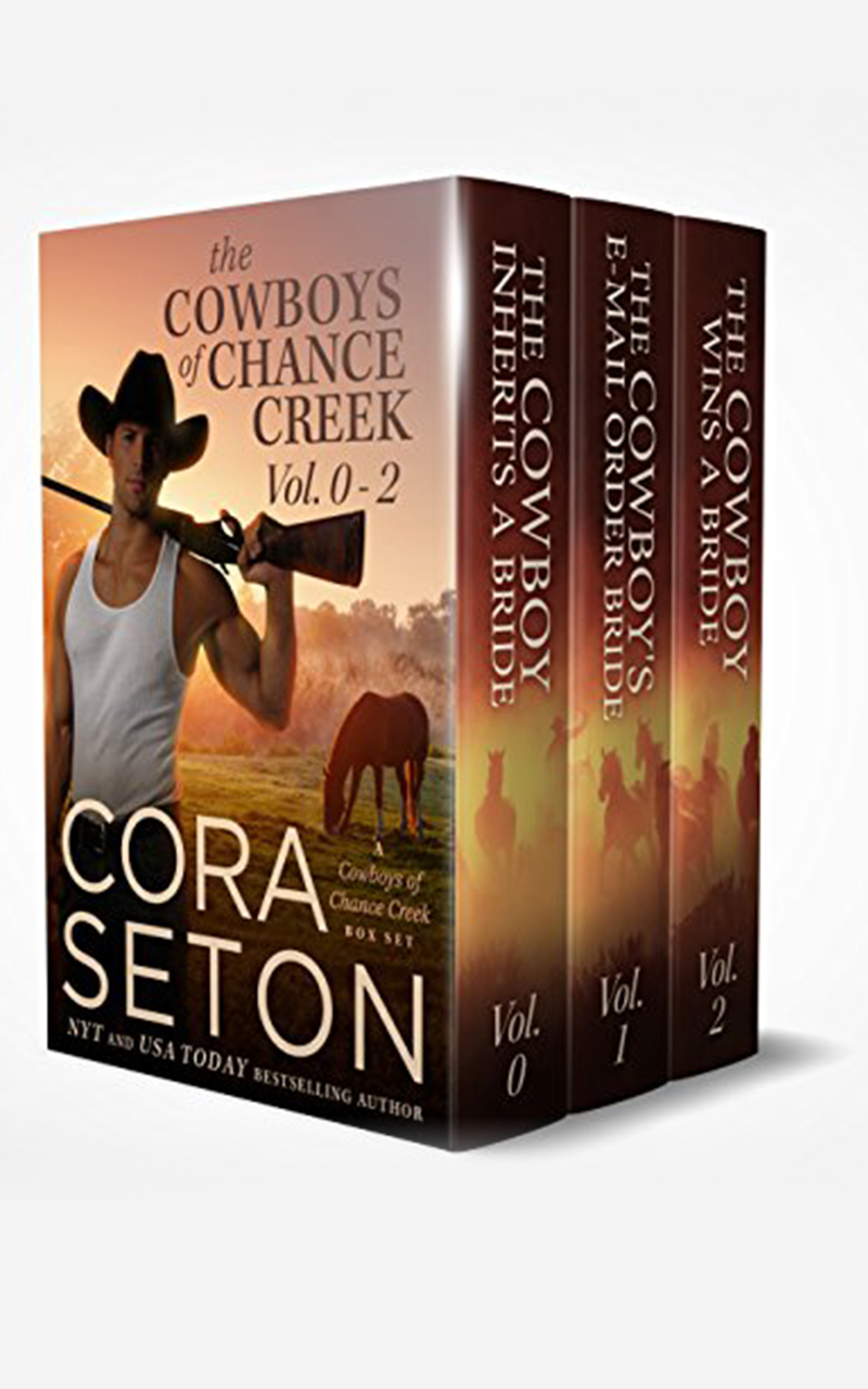 The Cowboys of Chance Creek Vol 0-2