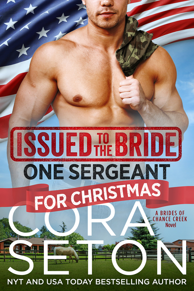 Issued to the Bride: One Sergeant for Christmas (Book 6)