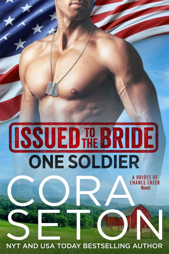 Issued to the Bride: One Soldier