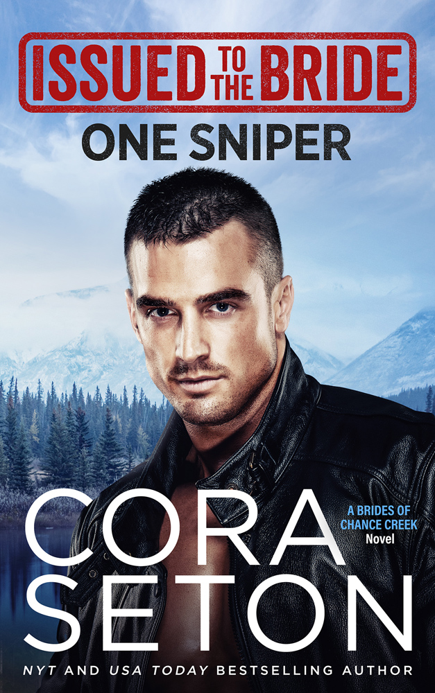 Issued to the Bride: One Sniper (Book 3)