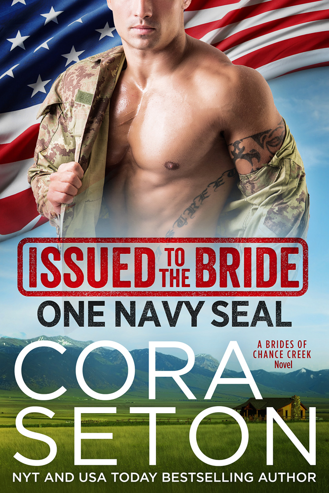 Issued to the Bride: One Navy SEAL (Book 1)