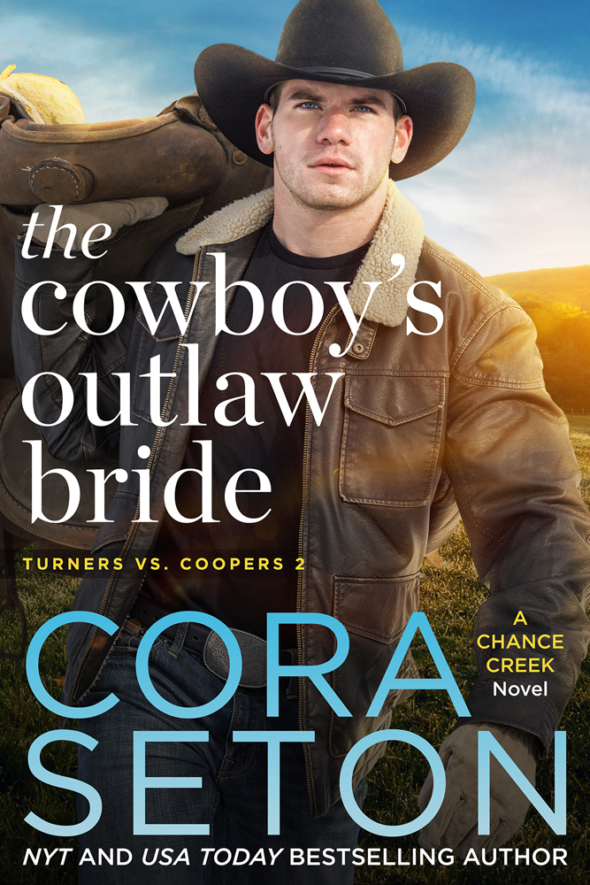 The Cowboy's Outlaw Bride (Book 2)