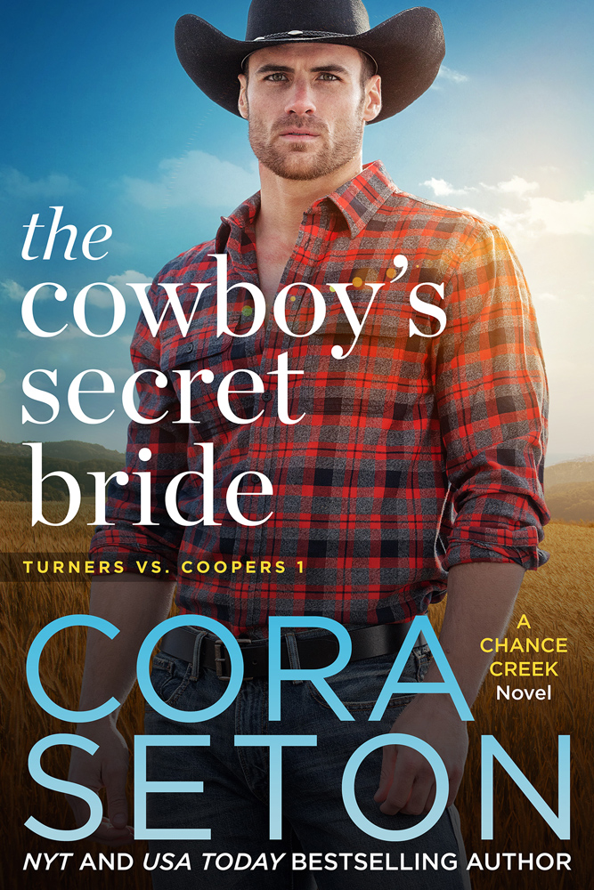 The Cowboy's Secret Bride (Book 1)