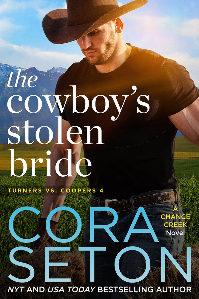 The Cowboy's Stolen Bride (Book 4)