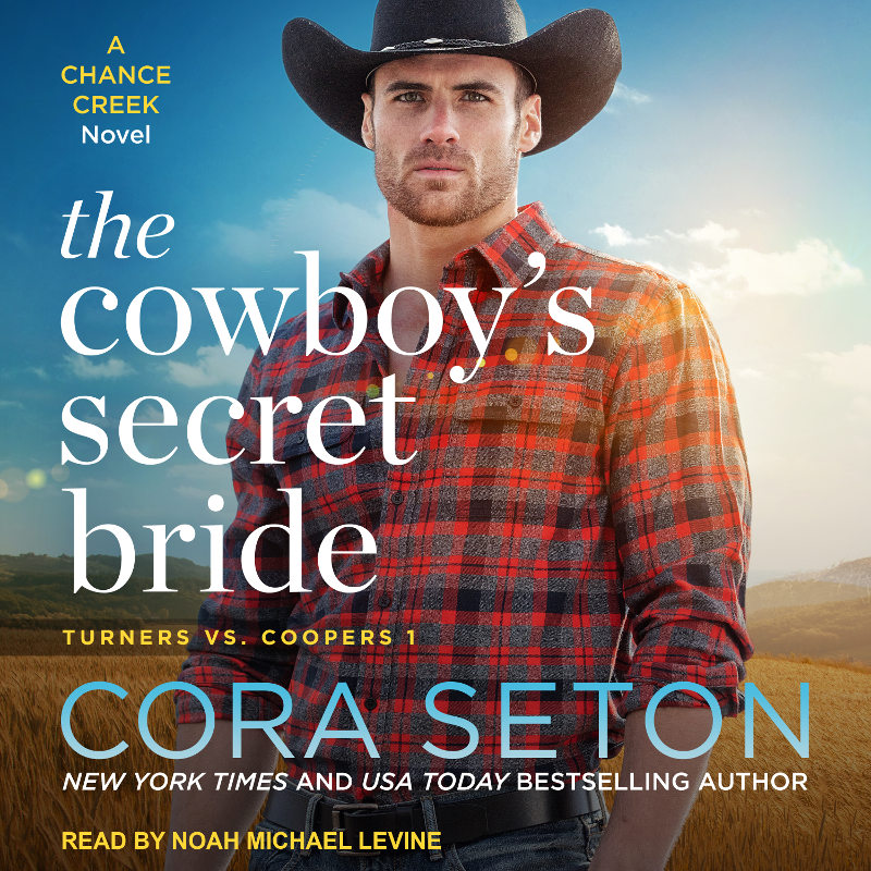 The Cowboy's Secret Bride Audiobook