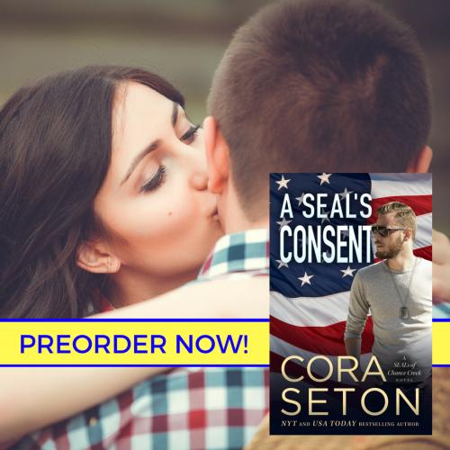 Preorder A SEAL's Consent