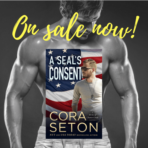 Release Day! A SEAL's Consent