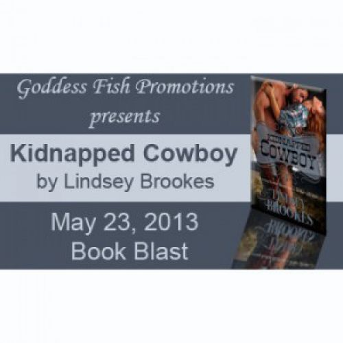 Kidnapped Cowboy Blog Tour Stopping By Today