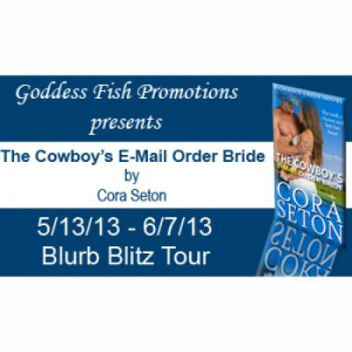 Blog Tour – The Cowboy's E-Mail Order Bride