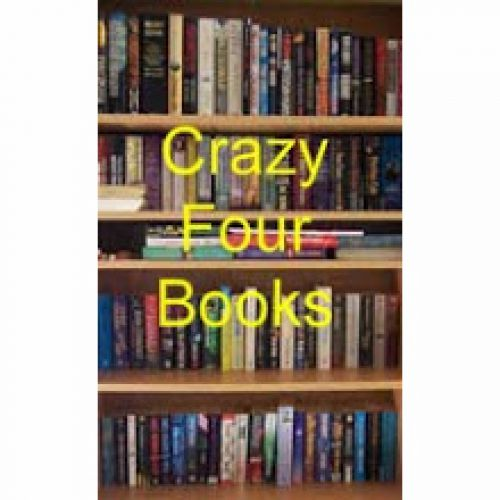 I'm At Crazy Four Books Today