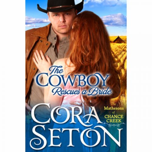 New Release - The Cowboy Rescues a Bride