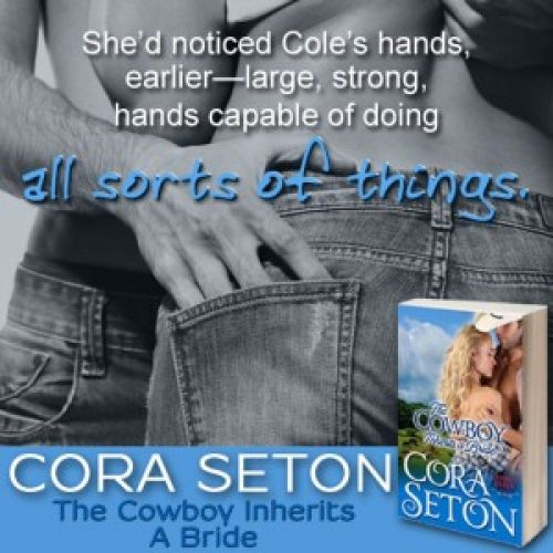 Available Today: The Cowboy Inherits A Bride Standalone