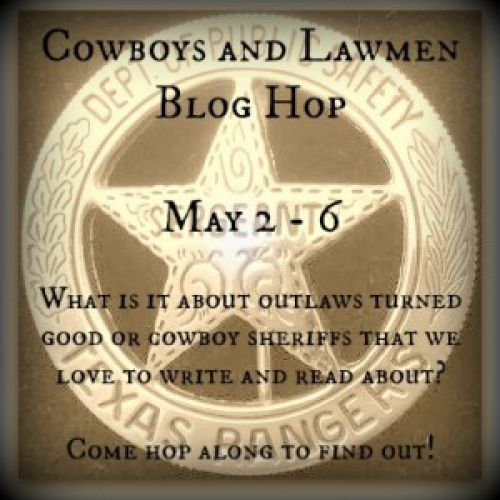 Stop Back Next Thursday For The Cowboys And Sheriffs Blog Hop!