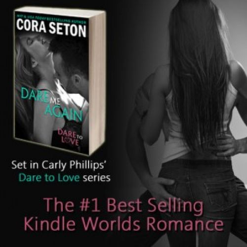 #1 Best Seller In Kindle Worlds Romance