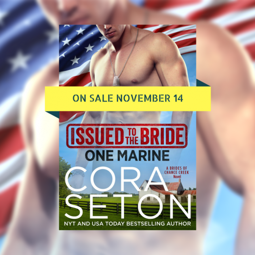 Preorder Issued To The Bride: One Marine Today