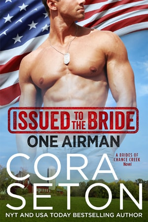 Issued to the Bride: One Airman