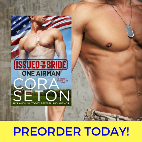 Preorder Issued to the Bride: One Airman