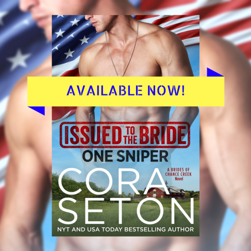 New release! Get Issued to the Bride: One Sniper today