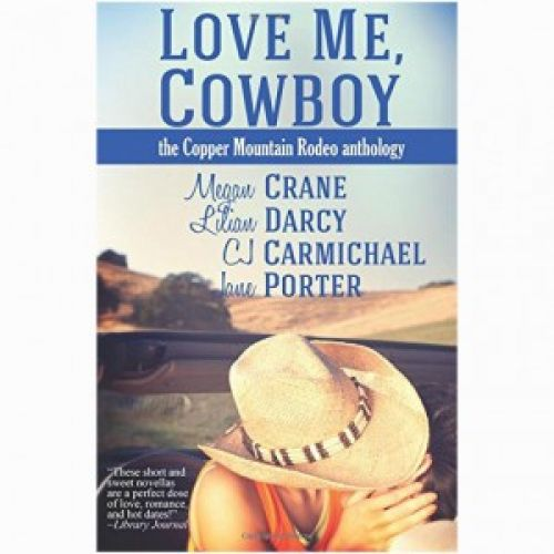 Cora Recommends: Promise Me, Cowboy By CJ Carmichael