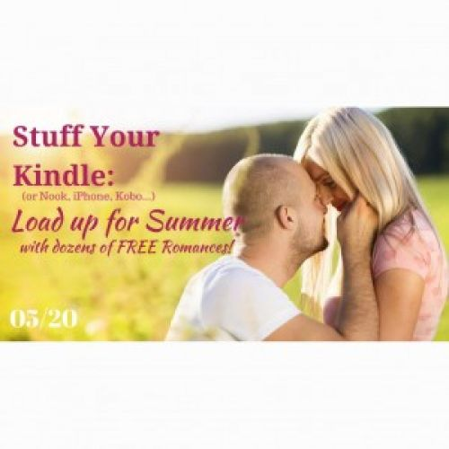 Stuff Your Kindle With Freebies!