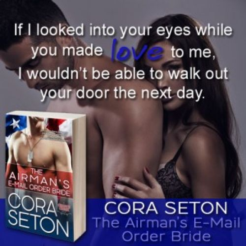 The Airman's E-Mail Order Bride Release Date!