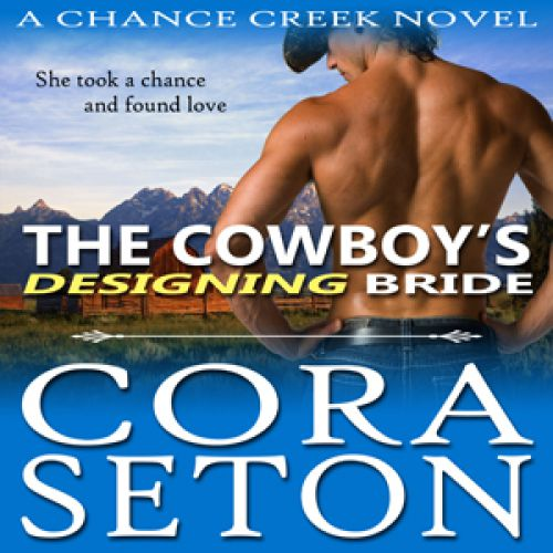 The Cowboy's Designer Bride – First Draft Done!