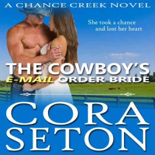 The Cowboy's E-Mail Order Bride On Sale Now!