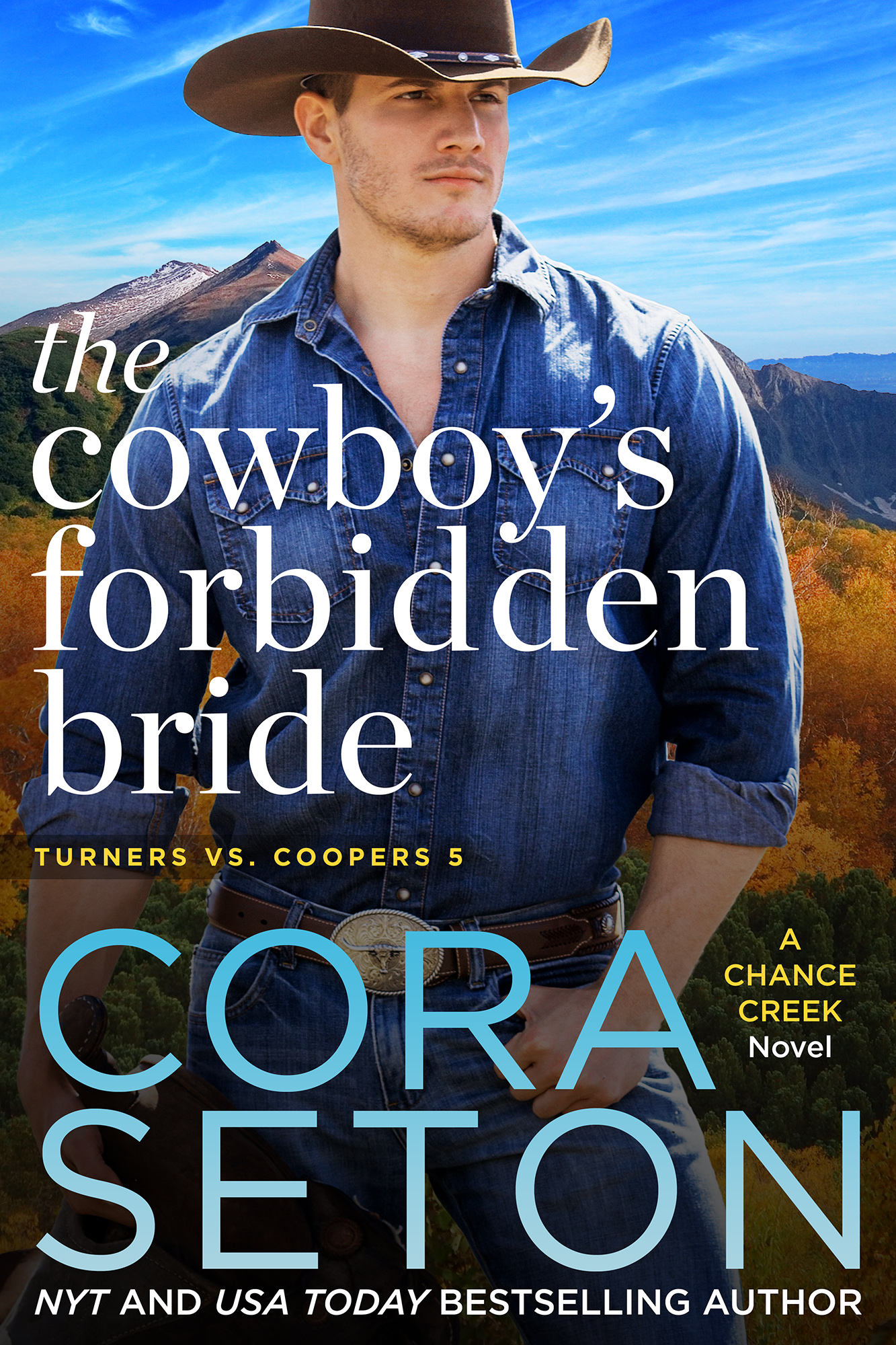 The Cowboy's Forbidden Bride