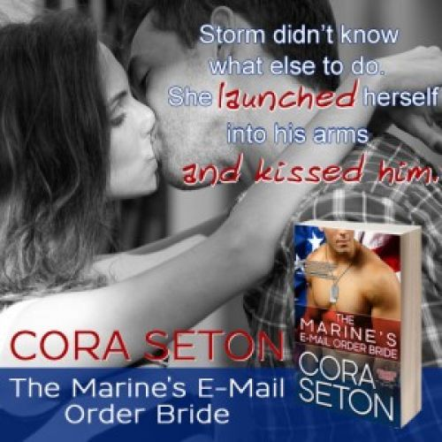 Release Day: The Marine's E-Mail Order Bride!