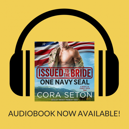 Issued to the Bride: One Navy SEAL now on audiobook!