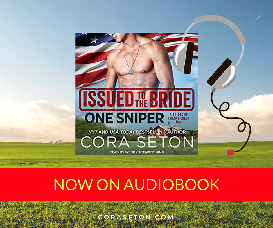 Issued To The Bride: One Sniper Is Available In Audio Format
