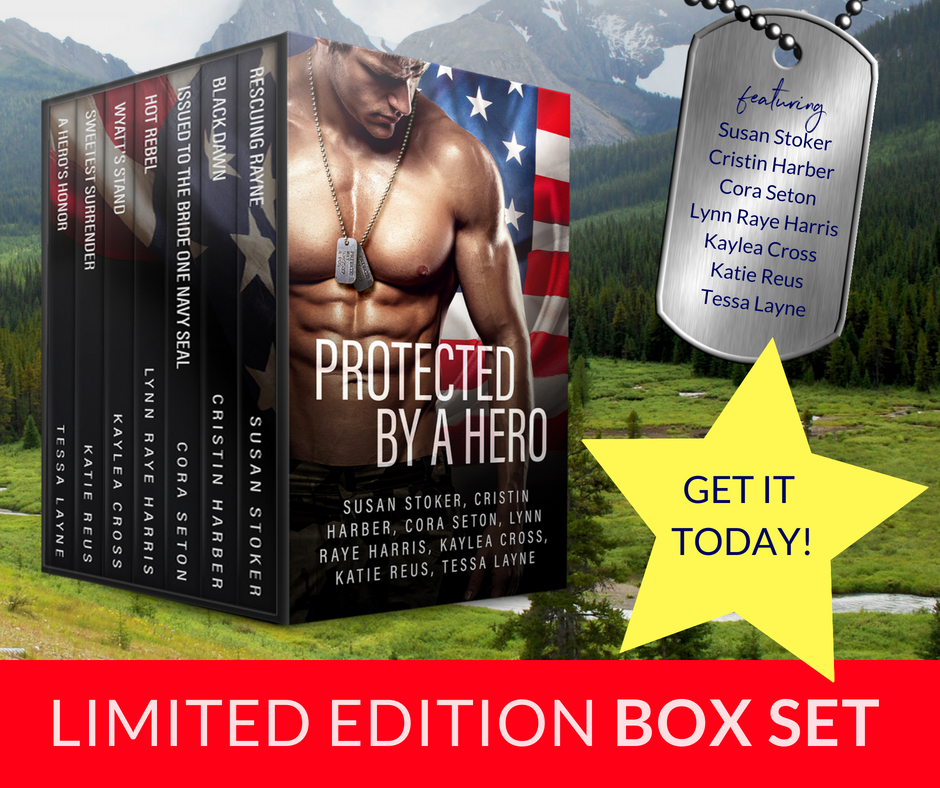 Don't miss the hottest box set of the summer!