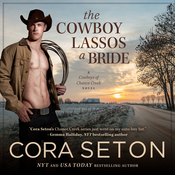 The Cowboy Lassos a Bride Audiobook