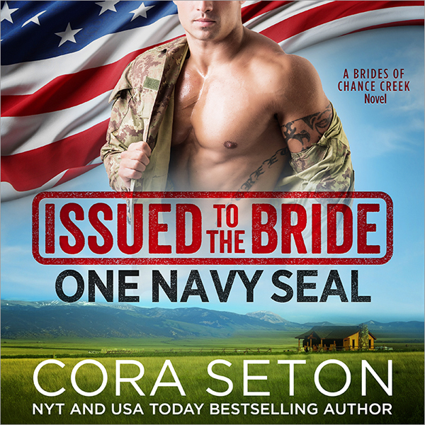Issued to the Bride One Navy SEAL Audiobook