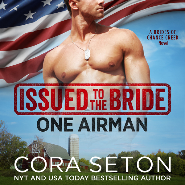 Issued to the Bride: One Airman Audiobook