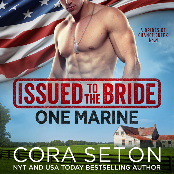 Issued to the Bride: One Marine Audiobook