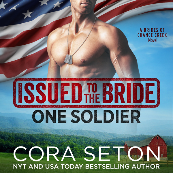 Issued to the Bride: One Soldier Audiobook