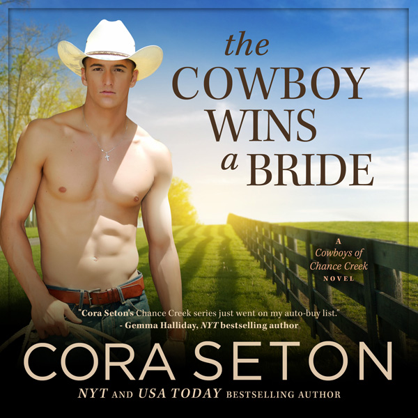 The Cowboy Wins a Bride Audiobook