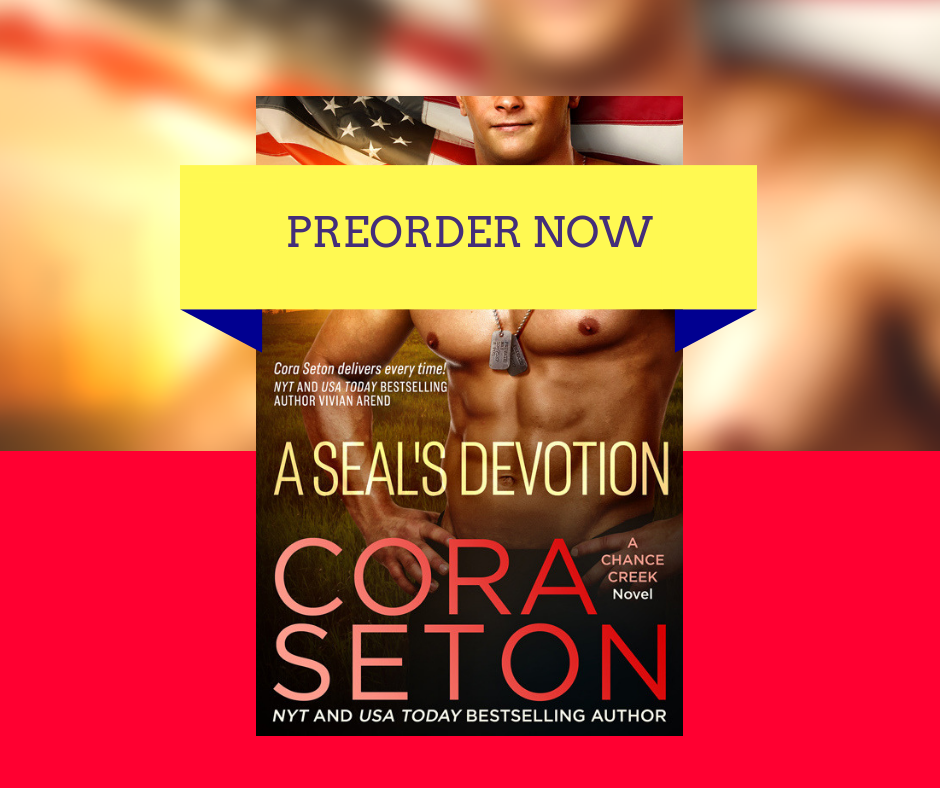 Preorder A SEAL'S DEVOTION Today