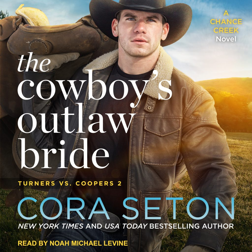 The Cowboy's Outlaw Bride Audiobook